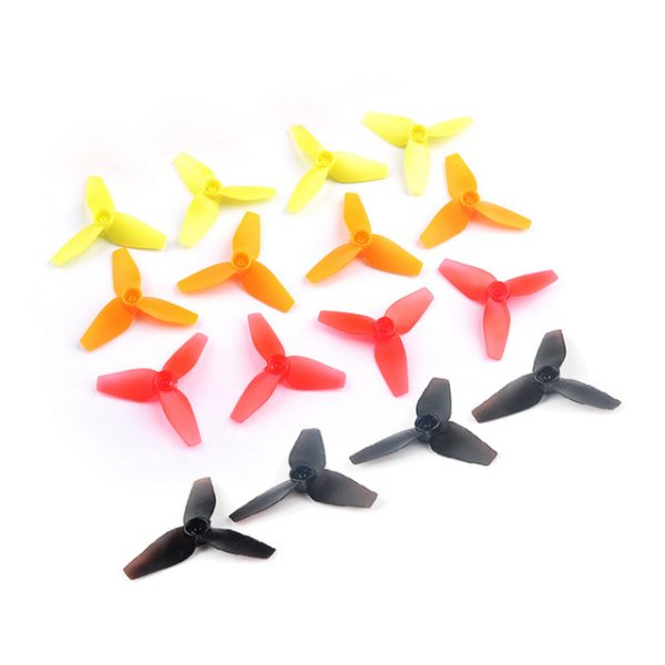 31mm 4-blade Micro Whoop Propellers (1.0mm Shaft) - ANUBIS RC